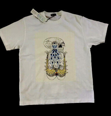 NWT Cav Empt x Oliver Payne and Keiichi Tanaami LIMITED EDITION T-SHIRT Size Med
