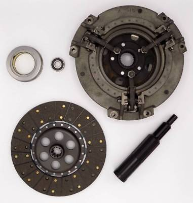 532319m91 - Massey Ferguson 135 150 230 11 Dual Stage 2 Clutch Kit