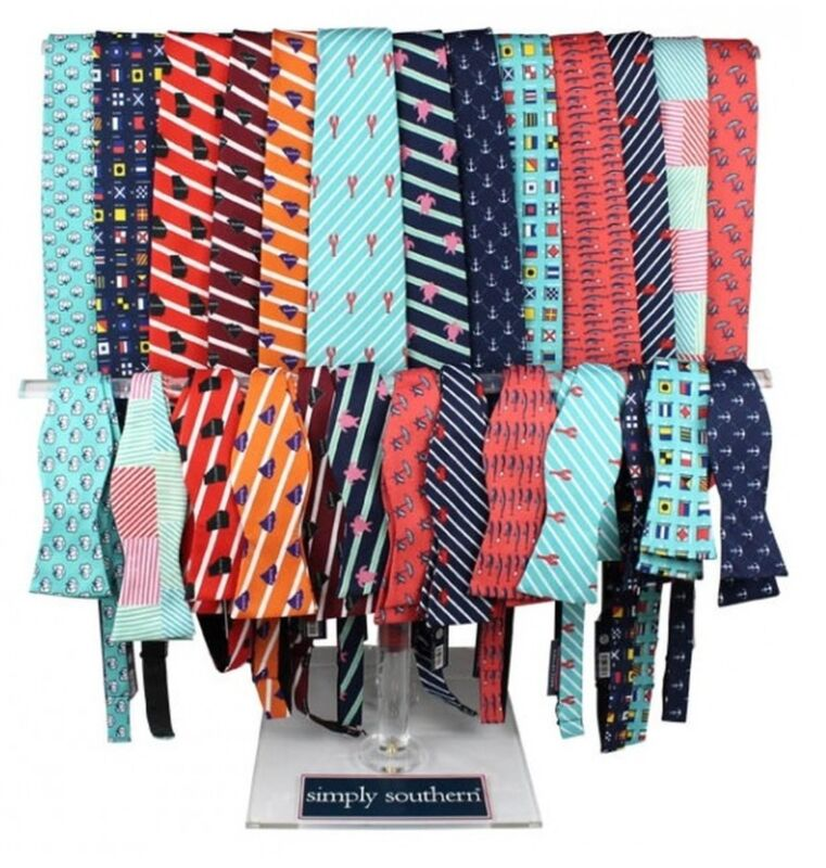 Simply Southern Preppy Bow Ties For Men & Women