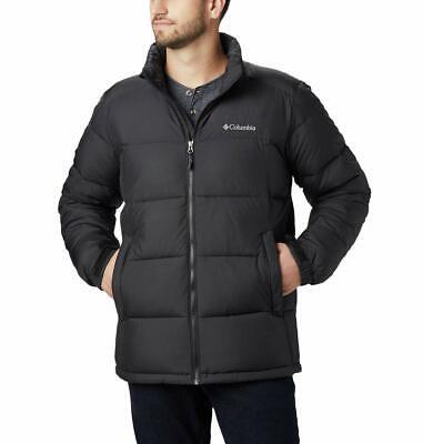 Columbia Men's Pike Lake Jacket Black Large