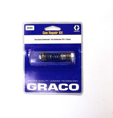 Graco Contractor Ii Contractor Ftx Ii Gun Repair Kit 287031 287-031
