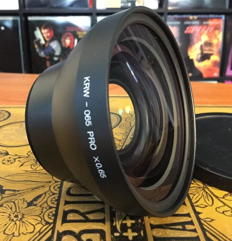Kenko KRW 065 PRO x0.65 Wide Agled Lens