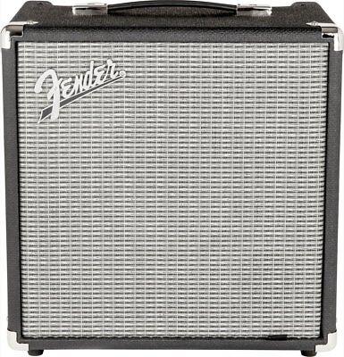 1x8 Bass Combo Amp (Fender Rumble 25 1x8 25W Bass Combo Amp )