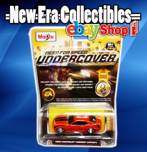 2006 Chevrolet Camaro - Need For Speed Undercover - 1:64 Scale - Maisto - 2009