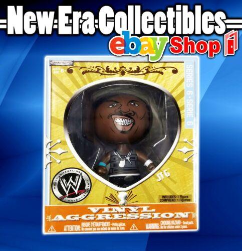 JTG - Action Figure - Vinyl Aggression - Series 6 - WWE - JAKKS Pacific - 2009