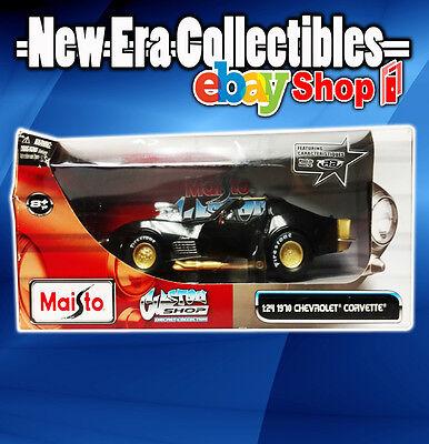 Custom Shop Diecast Collection 1:24 Scale - 1970 Chevrolet Corvette Maisto 2011