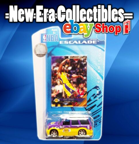 NBA - Upper Deck - Kobe Bryant - Lakers - Cadillac Escalade - 1:64 Scale Diecast