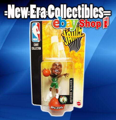 NBA - Jams - Court Collection - Antoine Walker - Boston Celtics - Mattel - 1998