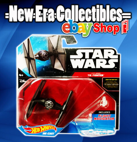Disney Star Wars The Force Awakens Action Figure First Order Tie Fighter Hasbro