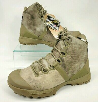 Under Armour Infil GTX GORE-TEX Men's Tactical Hiking Boots, Desert Camo Size 8