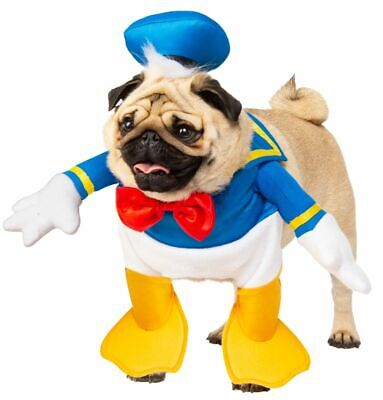 Duck Mickey Cartoons Dogs Pets Halloween Costume 200165 (Donald Duck Cartoons Halloween)