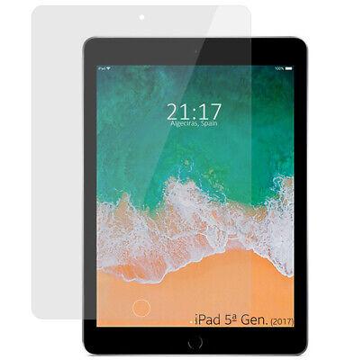 Protector Cristal Templado para iPad 9.7 (2018/2017) / iPad Air / iPad...