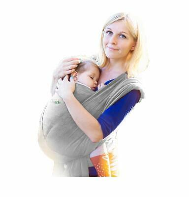 Baby Carrier Wrap Breathable Sling Newborn Ergonomic Backpack Cotton NEW