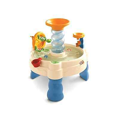 Little Tikes Spiralin' Seas Waterpark Play Table Water Toy .