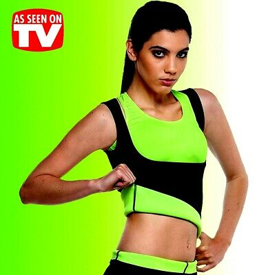 TV Sauna Corset Slimming Body Shapers Underbust Redu Hot cami Shirt slim faja