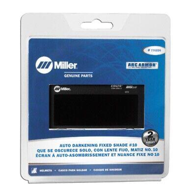 Miller Genuine Auto Darkening Lens Shade 10 2x4-14 - 770226