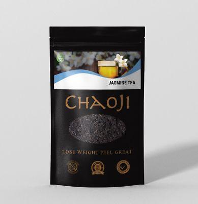 CHAOJI JASMINE TEA HERBAL BEST DIET FAT BURN CALORIES SLIMMING DETOX GREEN