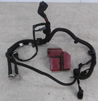 Mitsubishi Lancer 2.0 DI-D Battery Starter Alternator Cable Loom Harness