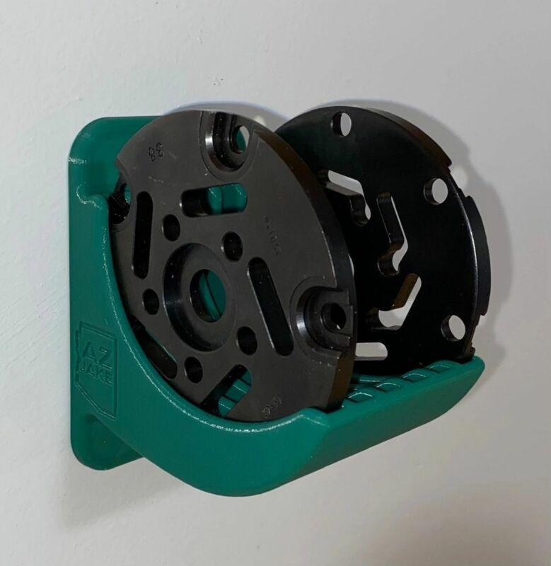 Shell Plate Holder for RCBS Pro Chucker 5 & 7 Shellplates holds 6