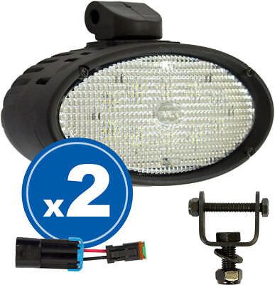 John Deere 8020-8030 Series Led Cabfender Pr Light Kit Tyri 1017 - 3500 Lumens