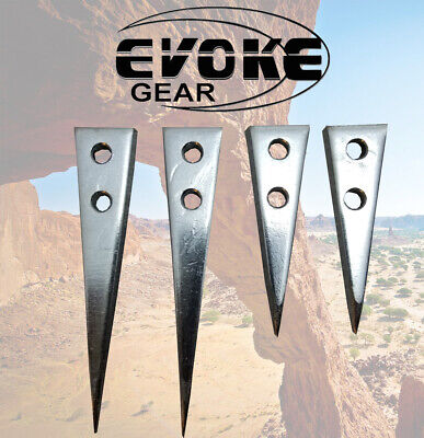 Replacement Tree And Pole Gaffs For Tree Climbing Spikes Set