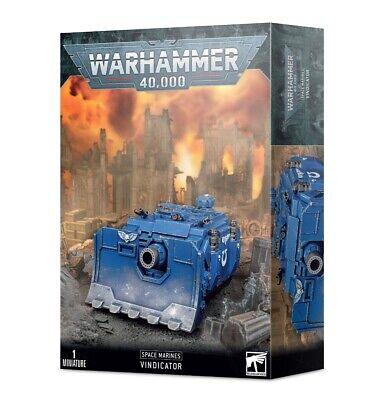Space Marines Vindicator 48-25 Games Workshop Warhammer 40K 40000 Citadel Min...