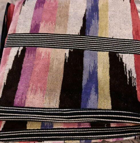 Missoni Home Portugal HOMER 1 Bath sheet Towel Cotton Multi