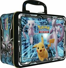 Collector Chest Armored Mewtwo Mew Pikachu Pokemon TCG 2019 Fall Collector Chest