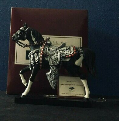 The Trail of Painted Ponies Figurine Silverado 2007