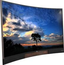 "MOVING SALE TCL 55"" Curved 4K UHD 3D LED SMART TV Kensington Eastern Suburbs Preview"
