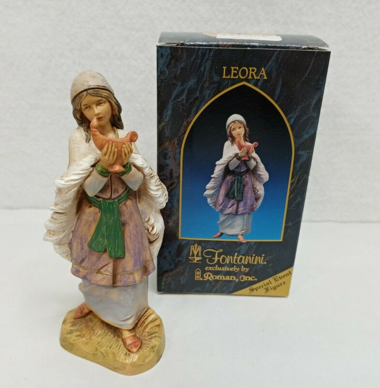 "Fontanini Heirloom Nativity 5"" Collection Leora Special Event Figure 65346"
