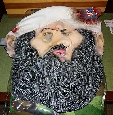Osama Bin Laden Costumes (Most Wanted Osama Bin Laden Adult)