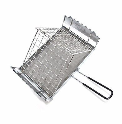 KOVEA Folding Toaster Multi Roast Grill Stainless Cookware Skewere Outdoor