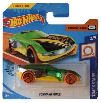 Hot Wheels Forward Force [short card], Track Stars 2/5