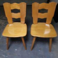 Holzstühle  2 Stück Nordrhein-Westfalen - Vettweiß Vorschau