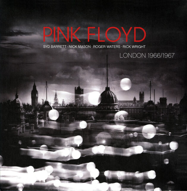 PINK FLOYD LONDON 1966 1967 NEW SEALED VINYL LP IN STOCK