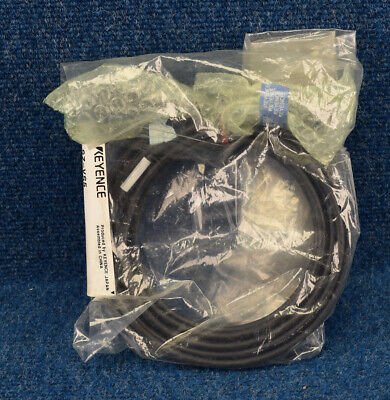 New Sealed Keyence Sz-vs5 Power Io Cable 5m Sz-v Series Laser Scanner