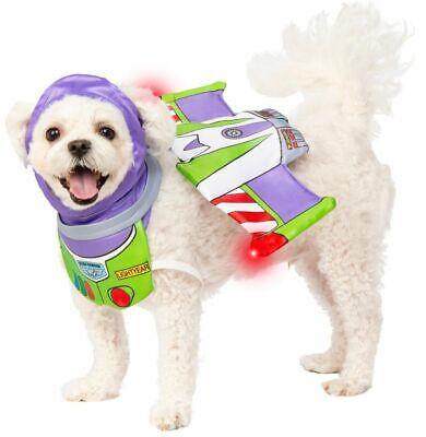 z Lightyear Haustiere Hunde Halloween Kostüm Zubehör Set (Hunde-halloween-kostüm)