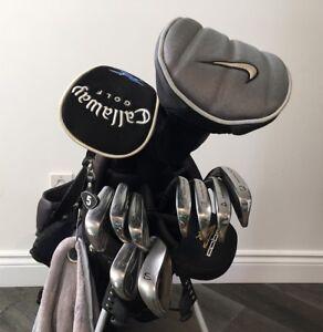 Golf Clubs & Bag - Full RH Set Beginner/Intermediate