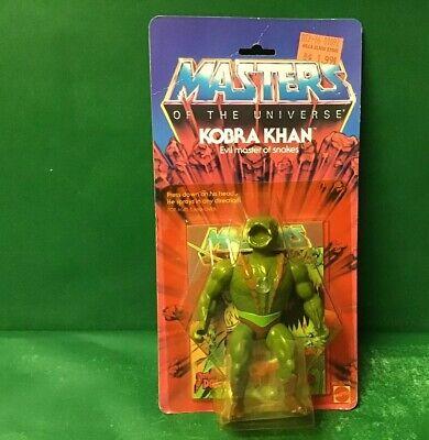 "1985 MASTERS Of The Universe:""KOBRA KAN"" NIC BY MATTEL"