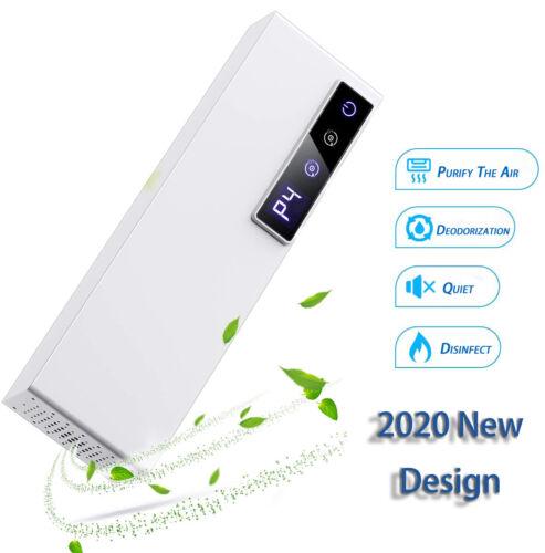 Air Purifier Ozone Generator | Odor remove Sterilize Disinfection Fresh Portable