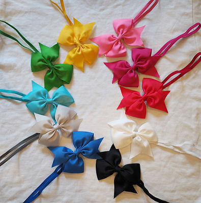 10Pcs Baby Infant Toddler Girl Elastic Headband hairband 3.9