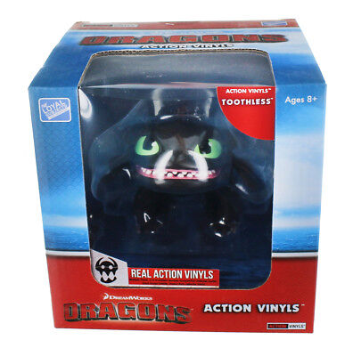 How To Train Your Dragon 6  7  Action Vinyl  Toothless