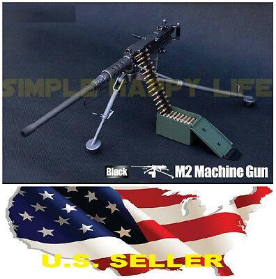 ❶❶1/6 US ARMY M2 Machine Gun .50 Cal 12