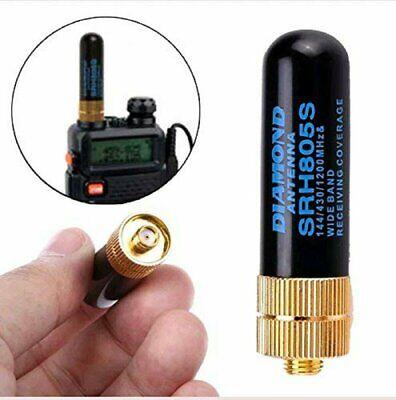 Diamond SRH805S SMA-F Dual Band Antenna Baofeng GT-3 UV-5R BF-888s Ham Radio Antennas