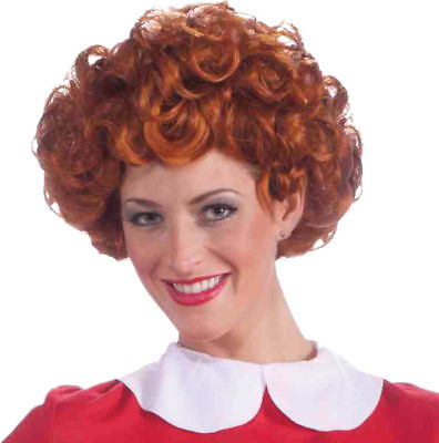 Morris Costumes Women's Tv & Movie Character Classic Wig Red One Size. FM69005 ()