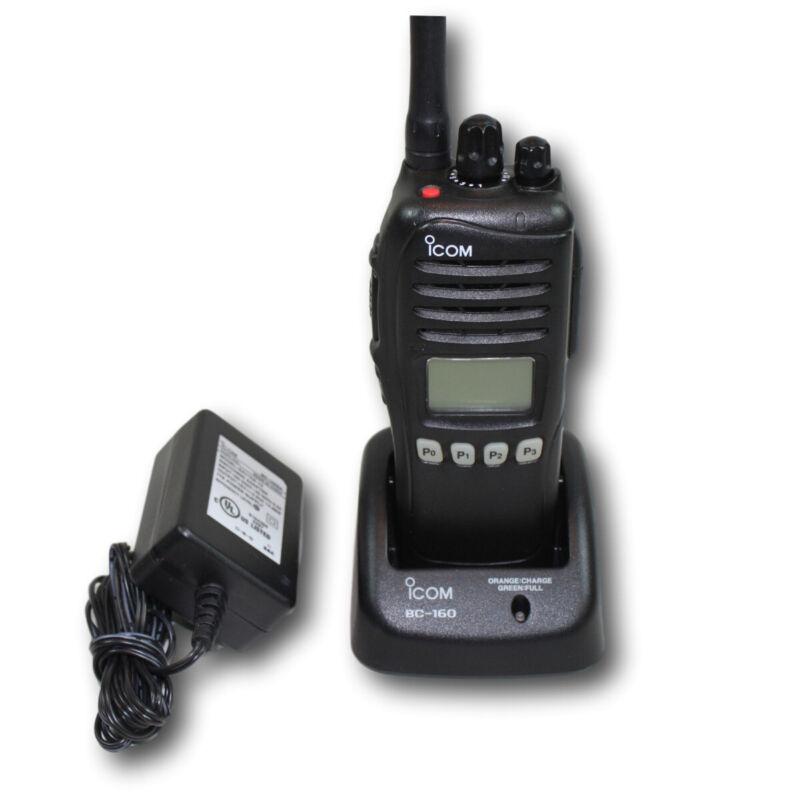 Icom IC-F3161DS (75)  VHF 136-174 Mhz 512 Channels 5W IDAS Digital