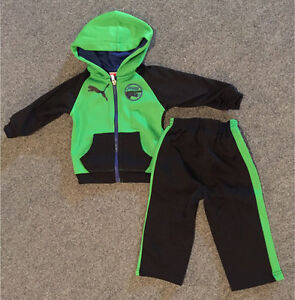 6 Month Baby Boy Tracksuit Outfit
