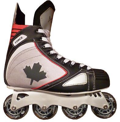 NEW Lightning Force Inline Hockey Skates UK size 12