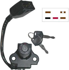 Honda CX 650 ED Eurosport (83-86) : Ignition Switch